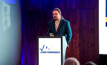 """Projections for plasticizer market developments"" – was presented by Maciej Budner, Strategic Marketing Manager, Grupa Azoty ZAK S.A."