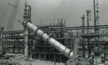Ustawianie kolumny rafinacyjnej oktanolu