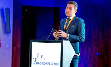 Ying Ho Lee, Kierownik ds. Marketingu w niemieckim przedsiębiorstwie Synthomer koncentrował się na zastosowaniu produktów OXO w branży farb i lakierów.