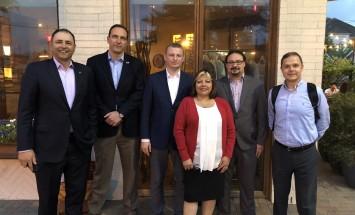 Spotkanie przedstawicieli Grupy Azoty z Polsko - Amerykańską Izbę Handlową w Houston